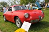 1960 Alfa Romeo SZ Coupe (Sprint Zagato)