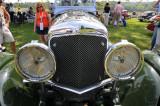 1931 Bentley 8-Liter Touring car
