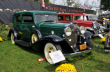 1932 LaSalle Series 345B Town Sedan