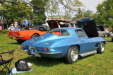 1967 Chevrolet Corvette Sting Ray 427 Coupe