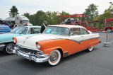 1956 Ford Fairlane Victoria Sport Coupe