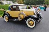 1930 Ford Model A Deluxe, just-completed frame-off restoration, $36,500 or best offer (BR/CO)