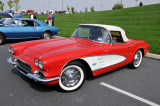 1962 Chevrolet Corvette roadster (BR/CO)