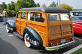 1951 Packard 120 Woodie station wagon, No. 14 of 58 built, $225,000