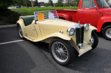 1949 MG TC roadster, $35,000