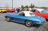 1965 Chevrolet Corvette Sting Ray roadster