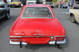 1968 Mercedes-Benz 280 SL, with removable hardtop, $42,000