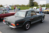 1969 Mercedes-Benz 280 SL, with removable hardtop, $59,000
