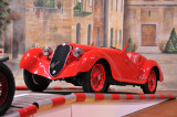 This particular 1937 Alfa Romeo 8C 2900A came in second in the 1937 Mille Miglia. (Simeone Foundation Museum in Philadelphia)