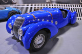 Peugeot Darlmat Le Mans ... Only three were built in 1938, and three in 1937. (Simeone Foundation Museum in Philadelphia)