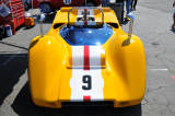 1968 McLaren M6B in the paddock area of the 2008 Monterey Historic Automobile Races at Laguna Seca Raceway.