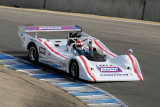 1970 Lola T-310 driven to victory by former Indy 500 champion Bobby Rahal at the Can-Am race of the 2008 Monterey Historics.