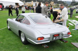 1964 Lamborghini 350GT Touring Production Prototype, chassis No. 2, at the 2008 Pebble Beach Concours d'Elegance.