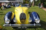 1938 Talbot Lago T150-C Cabriolet by Figoni & Falasch, at the 2008 St. Michaels Concours d'Elegance on Maryland's Eastern Shore.