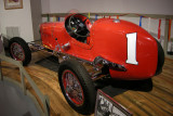 1931 Clyde Adams Special in the America at Speed exhibit at Antique Automobile Club of America Museum in Hershey, PA.