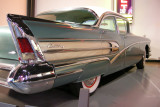 1958 Buick Century in the 2008 Fins exhibit at the Antique Automobile Club of America Museum in Hershey, Pennsylvania.