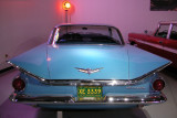 1959 Buick Electra in the 2008 Fins exhibit at the Antique Automobile Club of America Museum in Hershey, Pennsylvania.