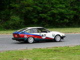 Alfa Romeo GTV-6 during the 2006 Jefferson 500 weekend at Summit Point Raceway in West Virginia.