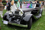1935 Hispano-Suiza K6 Brandone Cabriolet, finalist for Best of Show award at the 2008 Pebble Beach Concours d'Elegance.