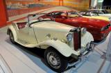 1950s MG TD (BR)
