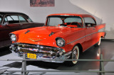1957 Chevrolet Bel Air, owned by Dianne and Tom Mozer