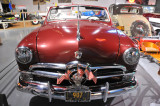1950 Ford Custom Deluxe, owned by Harry and Peg Sherwood