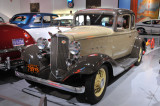 1933 Chevrolet Five-Window Master Coupe, owned by Dick and Bev Dilworth