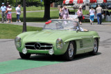 Concours d'Elegance of the Eastern United States -- May 31, 2009