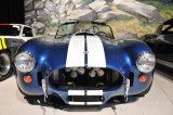 1967 Shelby Cobra S/C 427, The Sports Car in America exhibit, AACA Museum.