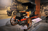 1910 Brockway Motor Wagon, on loan from Mack Truck Historical Museum.