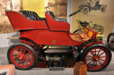The 1903 Ford Model A was Ford Motor Co.'s first production car.