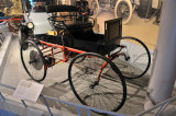 1895 Electrobat IV, made by Morris and Salom's Electric Carriage and Wagon Co.