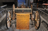 The 1891 Nadig may have been among the first automobiles made in the United States.