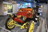 1909 Stanley Model K, on loan from Edward P. Gocek.