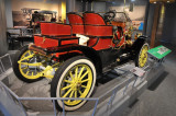 Steam-powered 1909 Stanley Model K.
