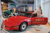 1984 Chevrolet Corvette ZORA-1, named after Corvette godfather Zora Arkus-Duntov.
