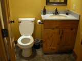 Third bedroom's private bathroom (WB)