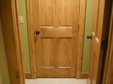 Door to third bedroom's walk-in closet (WB, DC, ST)