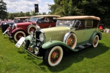 1931 Hupmobile Century 8 Phaeton by Raulang, owned by Louis Mushro