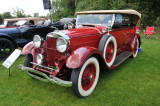 1930 Lincoln L Dual Cowl Phaeton, owned by Lee Belf