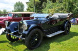 1919 Pierce-Arrow Series 31 Touring Car, owned by Del DeRees