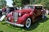 1938 Packard Model 1605 Convertible Sedan, owned by Gene Ledbetter