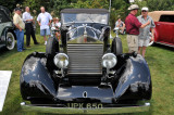 1927 Rolls-Royce 20 Drophead Coupe by Seeger, owned by Todd and Peggy Nadler
