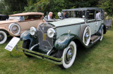 1928 Isotta Fraschini Tipo-8AS Landaulette by Castagna, owned by La Verne Johnson