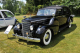 1938 Cadillac Series 90 V16 Formal Town Car by Fleetwood, owned by Katie Robbins