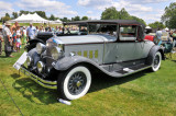 1929 Pierce-Arrow Model 143 Convertible Coupe, owned by Robert and Betty Reenders