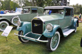 1927 Pierce-Arrow Model 36 Coupe by Judkins, owned by John O. Porbeck