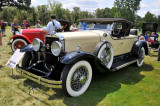 1929 Cadillac 341-B Roadster, owned by Don and Gail Grossi