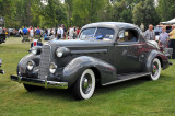 1936 LaSalle Series 50 Coupe, owned by Linda Bertolone