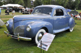 1941 Lincoln-Zephyr Coupe, owned by Michael G. Petros